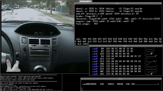 hacking into a vehicle can bus (toyothack and socketcan) fabiobaltieri