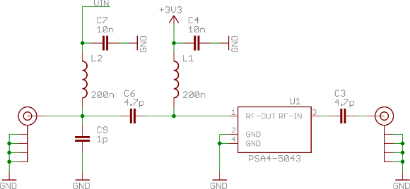 rtl sdr schematic with Lna on Kenwood Ts 2000 1st If Tap For Panadapter moreover Review as well Beaglebone Black Block Diagram together with Doorbell Circuit Diagram additionally Schematic For.